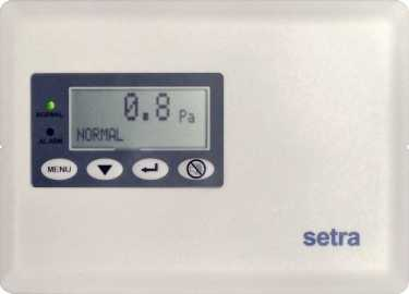 Setra Systems, Inc. - SRIM (Room Isolation Monitor